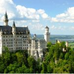 ノイシュヴァンシュタイン城の歴史を簡単に解説