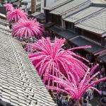 「岐阜県美濃市 美濃祭り」地元で1番盛り上がる花みこしのお祭りが開催
