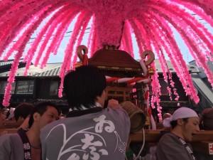 美濃祭り花みこし3