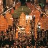 秋田竿燈まつりの歴史と由来について簡単に解説
