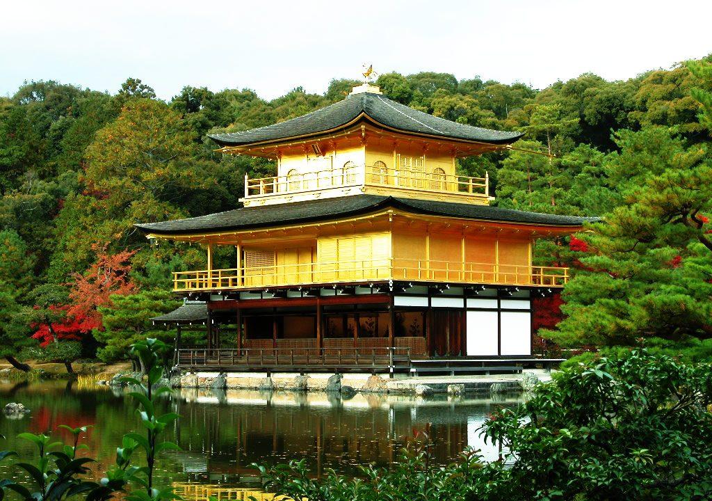 Image result for 金閣寺